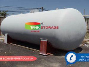 bồn chứa gas 10 tấn
