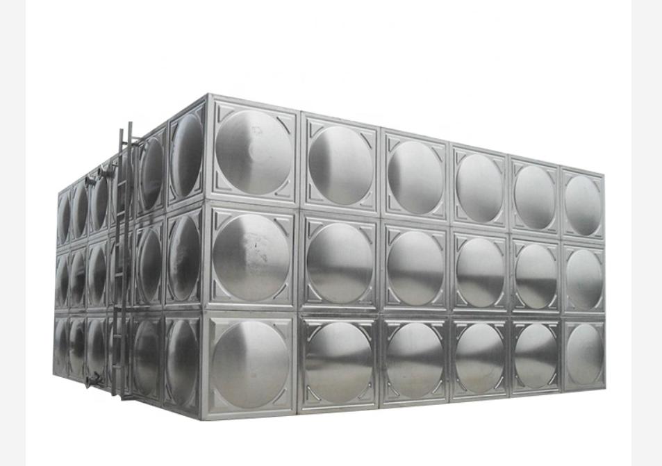 Bồn Lắp Ghép Inox Storage Tank 20m3